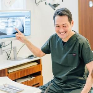 院長の挨拶|馬車道アイランドタワー歯科のリニューアル挨拶のイメージ画像