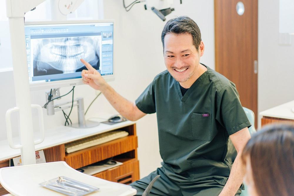 はじめまして 「馬車道アイランドタワー歯科」の院長 鈴木 真です